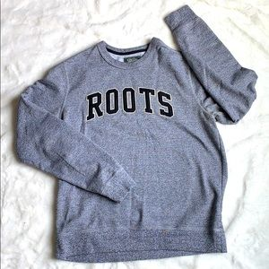 Roots sweater